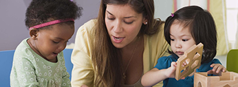 Become a Home Child Care Provider