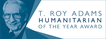 T. Roy Adams Humanitarian Award