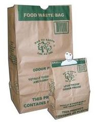 Leaf and yard waste bags