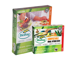 BioBag Compostable Kitchen Bags